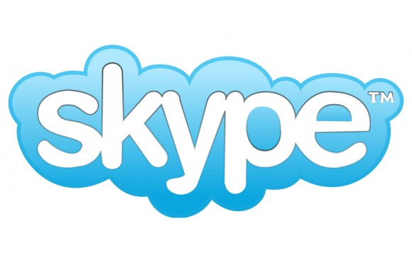 click to go download skype